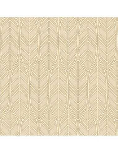 Servilletas papel Royal Collection color arena 40 x 40 cm