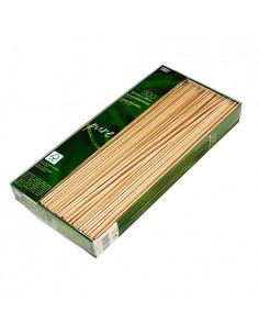 Pinchos de madera abedúl FSC para brochetas Ø 3mm x 30 cm Pure