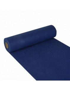 Camino Mesa Papel Azul Premium Soft Selection 24 m x 40 cm