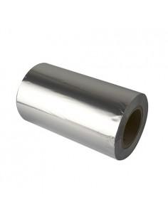 Rollo aluminio para termosellado bandejas menú compostables 250 mx 24,5 cm