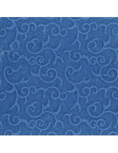 50 Servilletas 40 x 40 cm Azul Oscuro Royal Collection Casali