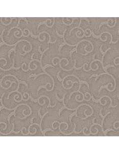 Servilletas papel decoradas color gris 40 x 40 cm Royal Collection Casali