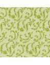 50 Servilletas 40 x 40 cm Verde Oliva Damascato Royal Collection